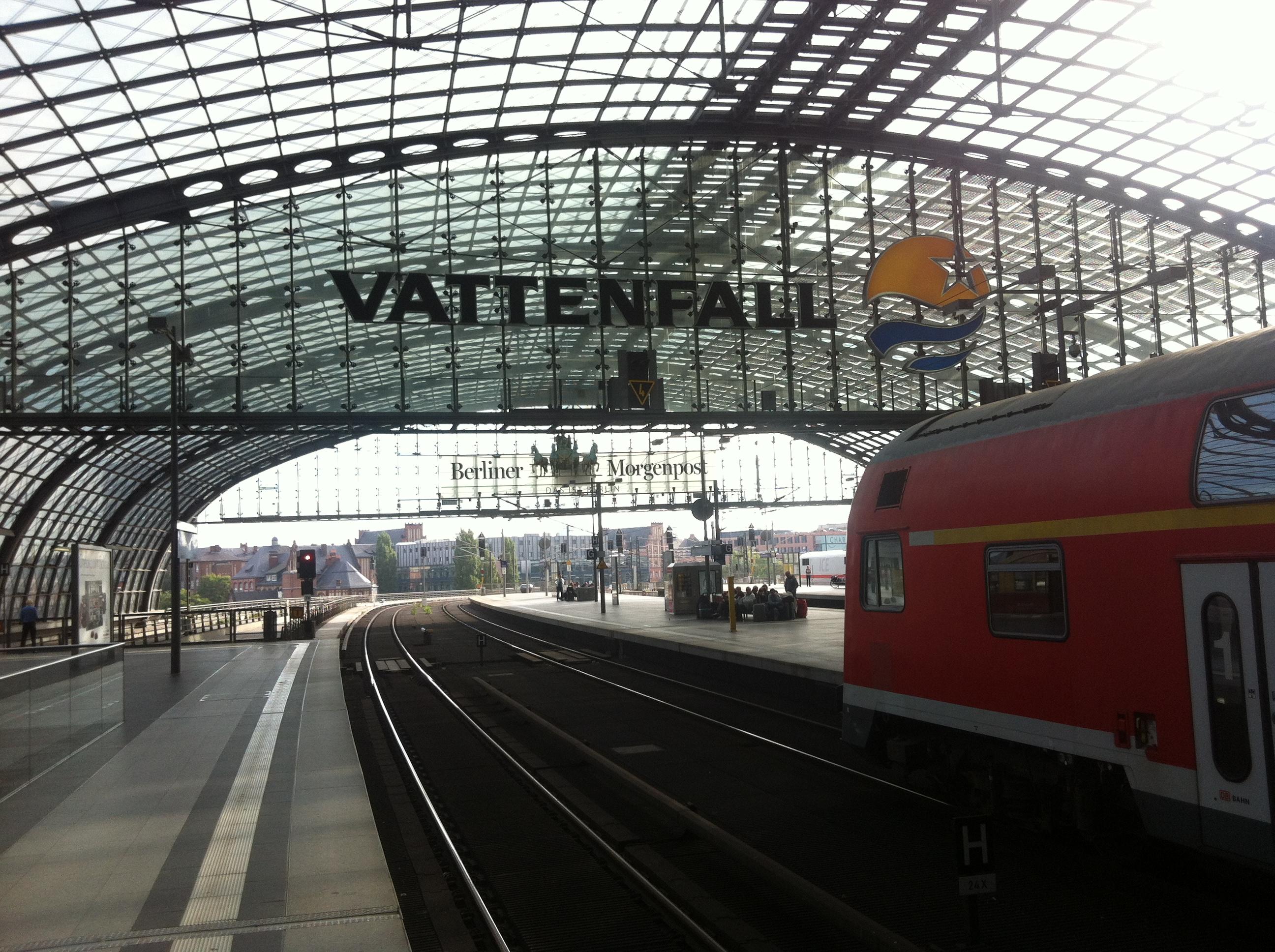 Vattenfall overvager tysk avyttring